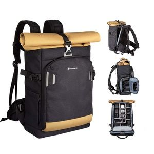 """Pro Camera Bag Large Backpack with 15"""" Laptop"""